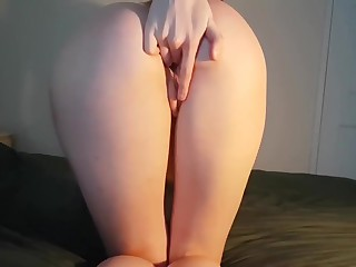 ***FIRST SOLO VIDEO*** Fit Teenager Office Callisthenics Ejaculation (Perfect ASS!) - DLE