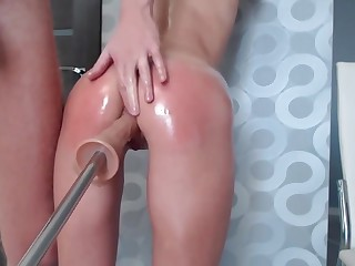 Firm Bitchy Ass fucking & Synod Lube Teenager & ASMR SOUND Climax HD - Kory Nelson