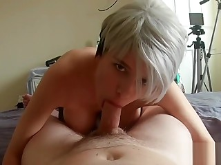 Rosebutt torn & dicked - POV - Samantha Flair