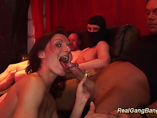 swinger club groupsex fuck-a-thon