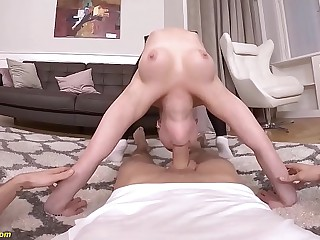 harassment flexi ass fucking pov intercourse gymnastic
