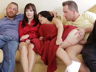 Gina Valentina just about Offing Movies - NUBILESPorn