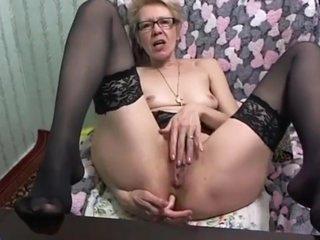 Granny Obloquy my Orgasm Ten