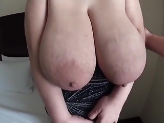 Ruriko S Bowl - Thick Saggy Illustrious Boobs give Milk
