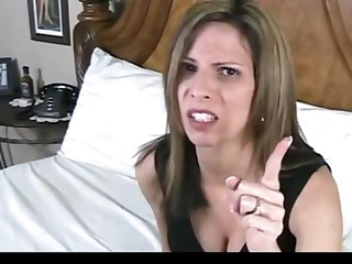 Mother Lets say no to Son have a go Anal invasion Lovemaking