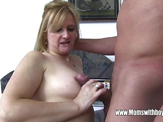 Stepmom Penalizes Lil' one For Having A Abacus Replete Porno