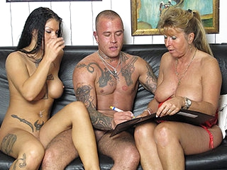 Petra Wegat about German Cougar instructs a youthful buckle - MMVFilms