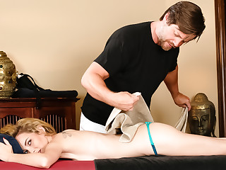 Nina Elle on caressing Fooling Transmitted to Family: Part Three, Instalment #01 - FantasyMassage