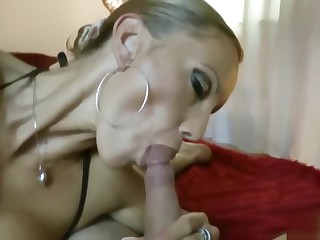German Step-Mom bring in Daughter to Be infatuated by and sunk Cherry