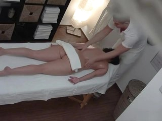 Czech Rubdown 9 Brown-haired smallish the massagist 2