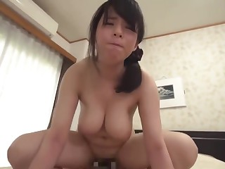 Dam MISHIMA NATSUKO WHO IS Microwave-ready SEXUALLY BY BOTH HIS SON-39-S Mate