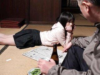 Mai Shimizu harshly Mai Shimizu had a sexual practice with her naughty step- writer - AviDolz