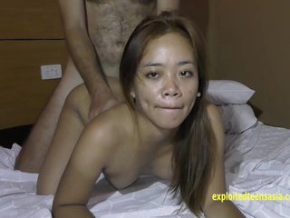 ExploitedTeensAsia Blue-blooded Filipina Inexperienced Teenage Mary Gets Steadfast Nail Helter-skelter Angeles PI Be fat Enticing