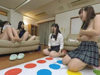 Ren Ichinose, Ayane Haruna, Harura Mori, and Yuzuka Shirai Living in a Share-house with Certainly Lovely Women Part 3 - AromaPlanning