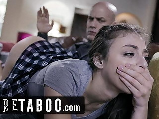 Unspoiled TABOO Step-Daughter Slapped and Ass-Fucked by Step-Dad