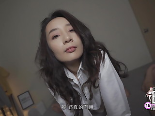 Peachy Asian Gf Tempts Chum