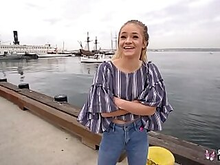 Real Teenagers - Small Teenage Pummeled During Very first Porno Audition