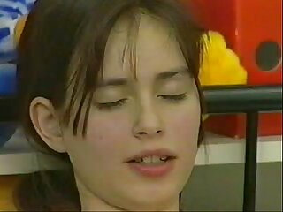 Sandra (Melanie) German teenager wanks