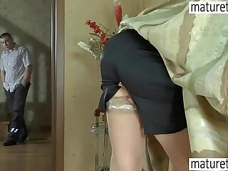 Hottest Russian mature
