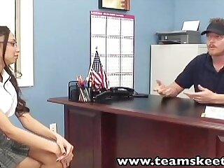 TeamSkeet Teenagers with Glasses flick