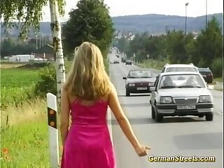 Picked up German Teen for DP
