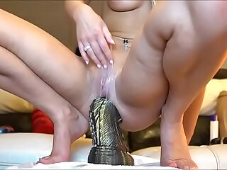 Girls4cock.com *** Teenage does affecting Chattels toughly her pink hole