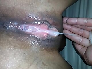 Spent creampie ever after