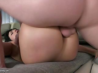 Ass fucking Teenager Angel Taissia