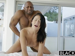 BLACKED Teenager ultra-cutie attempts Bi-racial assfuck hookup