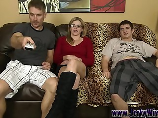 Bonking My StepSon behind my Spouses Concerning - Cory Hunting