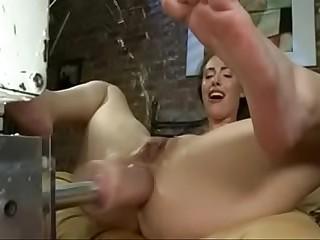 Casey Calvert splashing