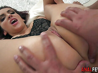 Booty played hotty gapes