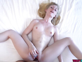 Emma Starletto screwed doggystyle before jizz flow