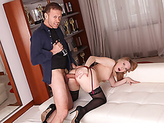 Rocco Siffredi maniacs scorching russian blond