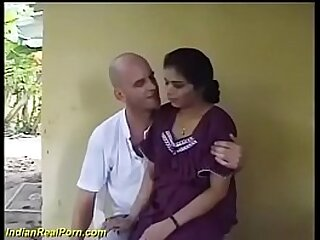 Indian youthful buxomy woman screwed
