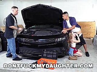 DONTFUCKMYDAUGHTER - My Friend's Youthful Daughter Seduced Me Into Pounding Her Stupid