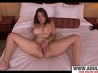 Wicked stepmother carlita bonks glamorous rubbing step son