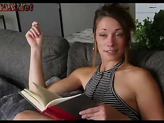 Stepsister blackmaild by fuck-stick taboo incest