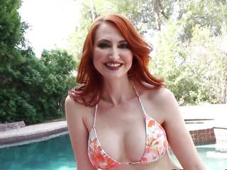 Lesbian swimsuit mom i'd like to tart's brutish
