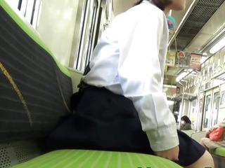 Japanese touching vagina