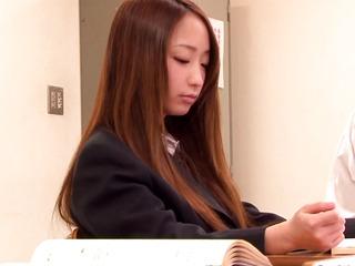 Japanese tractable eighteen age teenage assfuck fingerfucked