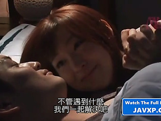 Oriental hotty acquires used by her boss.threatening japanese jav