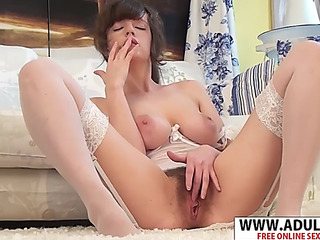 Immodest wifey mom in law kate anne screwing well her stepson