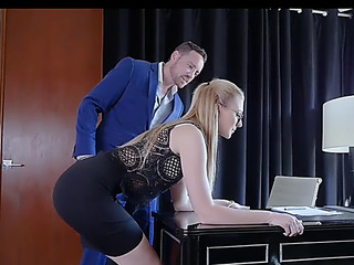 White slurps angel fucked stiff watch utter length flick on www.sexyhdcams.com