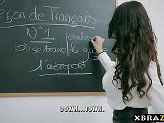 Gonzo screw with teacher