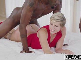 Blacked housewife smallish 2 BBC's