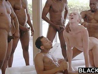 BLACKED Group Ravage Kendra
