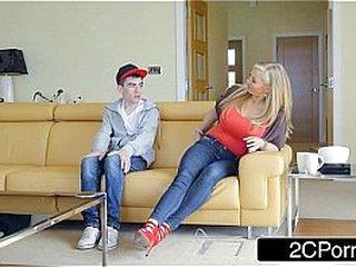 Rebecca Moore tempts youthfull Jordi