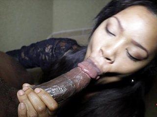 Ayanna Lee XXX - Bathroom Blowjob