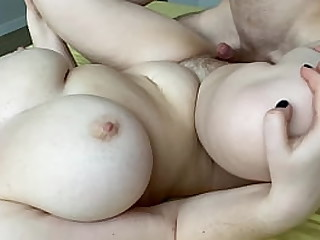 Hot Amateur Teen Sex - Girl with big natural tits fucked hard